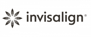 Logo de Invisalign, offert chez Ortho Laval